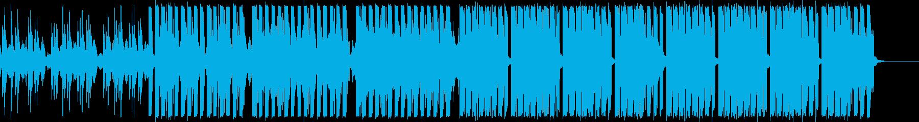 インド ゴア トランス EDMの再生済みの波形