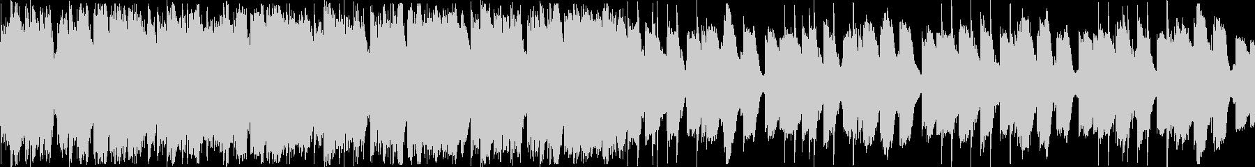 ロックトロニカのグルーヴのエレクト...の未再生の波形