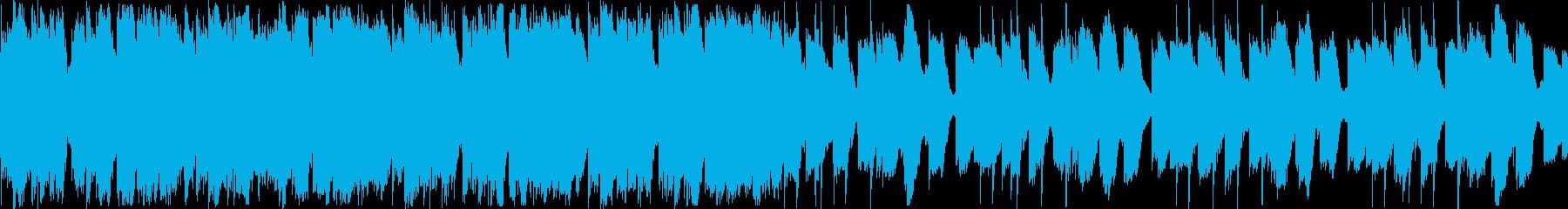 ロックトロニカのグルーヴのエレクト...の再生済みの波形