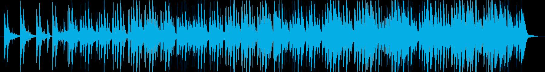 動画 サスペンス ハイテク バック...の再生済みの波形