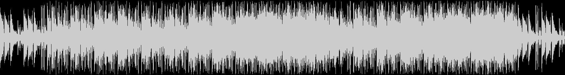 アコギ主体のチル+アンビエント系ループの未再生の波形