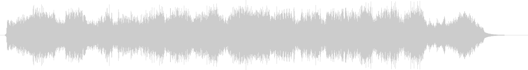 CMや映像、ピアノ、ストリングス、15秒の未再生の波形