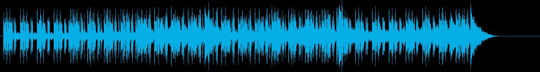 怪しげなマイナー・テクノ/ドキュメントの再生済みの波形