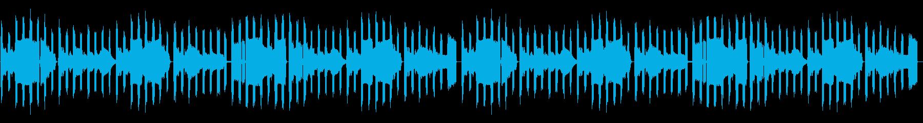 旅愁(日本の歌百選のほのぼのアレンジ)の再生済みの波形