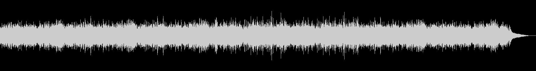ピアノヒーリング癒しアンビエントの未再生の波形