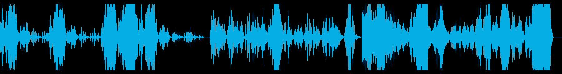 ソナチネ ラヴェルの再生済みの波形