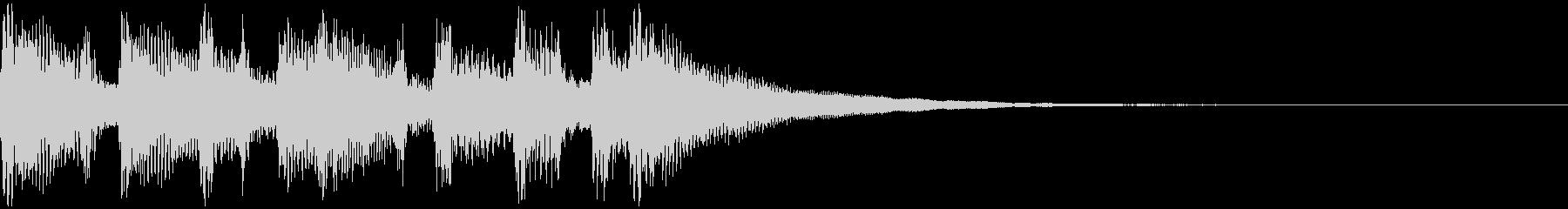 ティーン トロピカル 民謡 コーポ...の未再生の波形