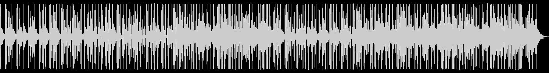 のんびり/Hiphop_No586_1の未再生の波形
