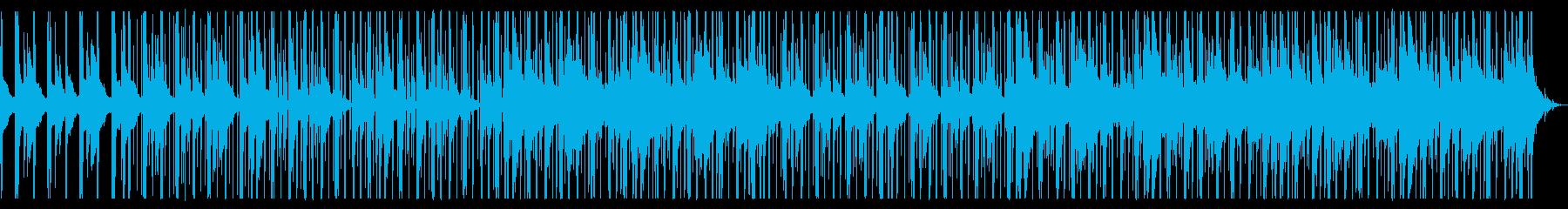 のんびり/Hiphop_No586_1の再生済みの波形
