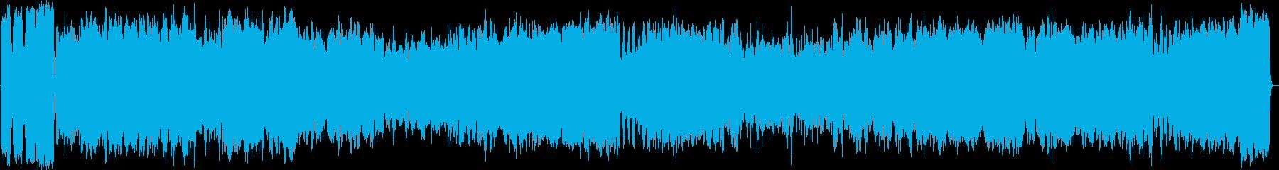 荘厳・重厚なバッハ「ミサ曲ロ短調」の再生済みの波形