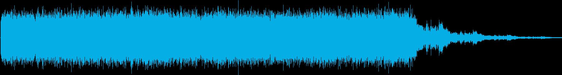 ドローン 産業02の再生済みの波形