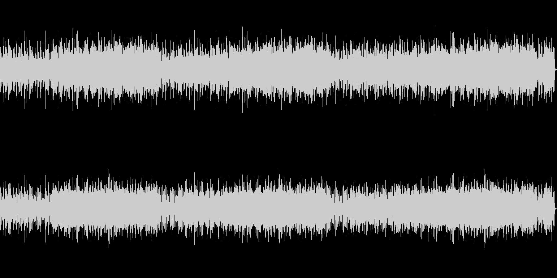 高音質♪オランダ風アコーディオンオルガンの未再生の波形
