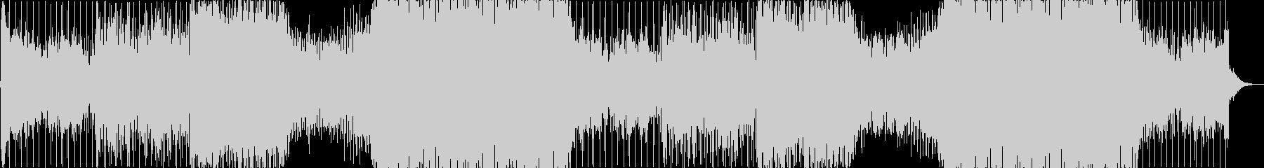 希望/ポジティブ/光輝くイメージのEDMの未再生の波形