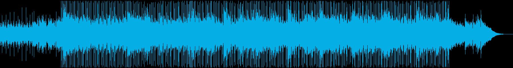 このアコースティックベースの歌は、...の再生済みの波形