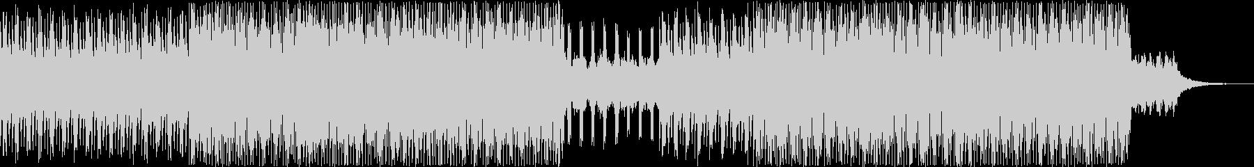 VPなどの映像用BGMに(MP3)の未再生の波形