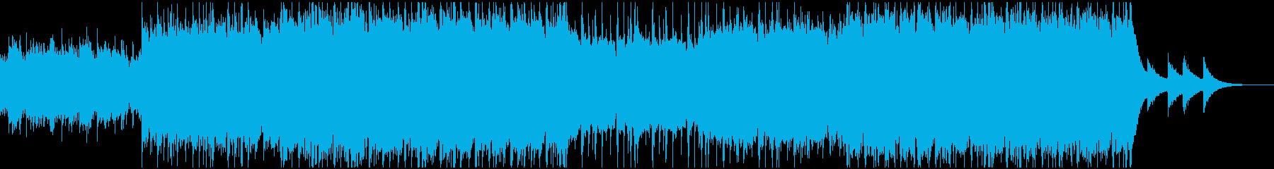 フューチャ ベース ほのぼの 幸せ...の再生済みの波形