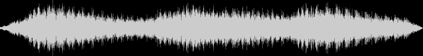 マインドスケープス1201 ZGの未再生の波形