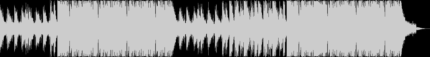 洋楽・おしゃれフューチャーR&B・BGMの未再生の波形