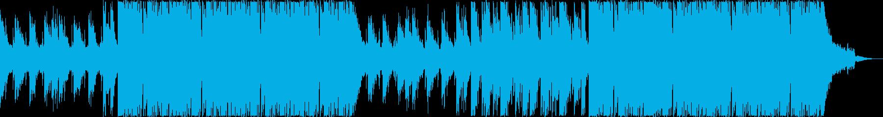 洋楽・おしゃれフューチャーR&B・BGMの再生済みの波形