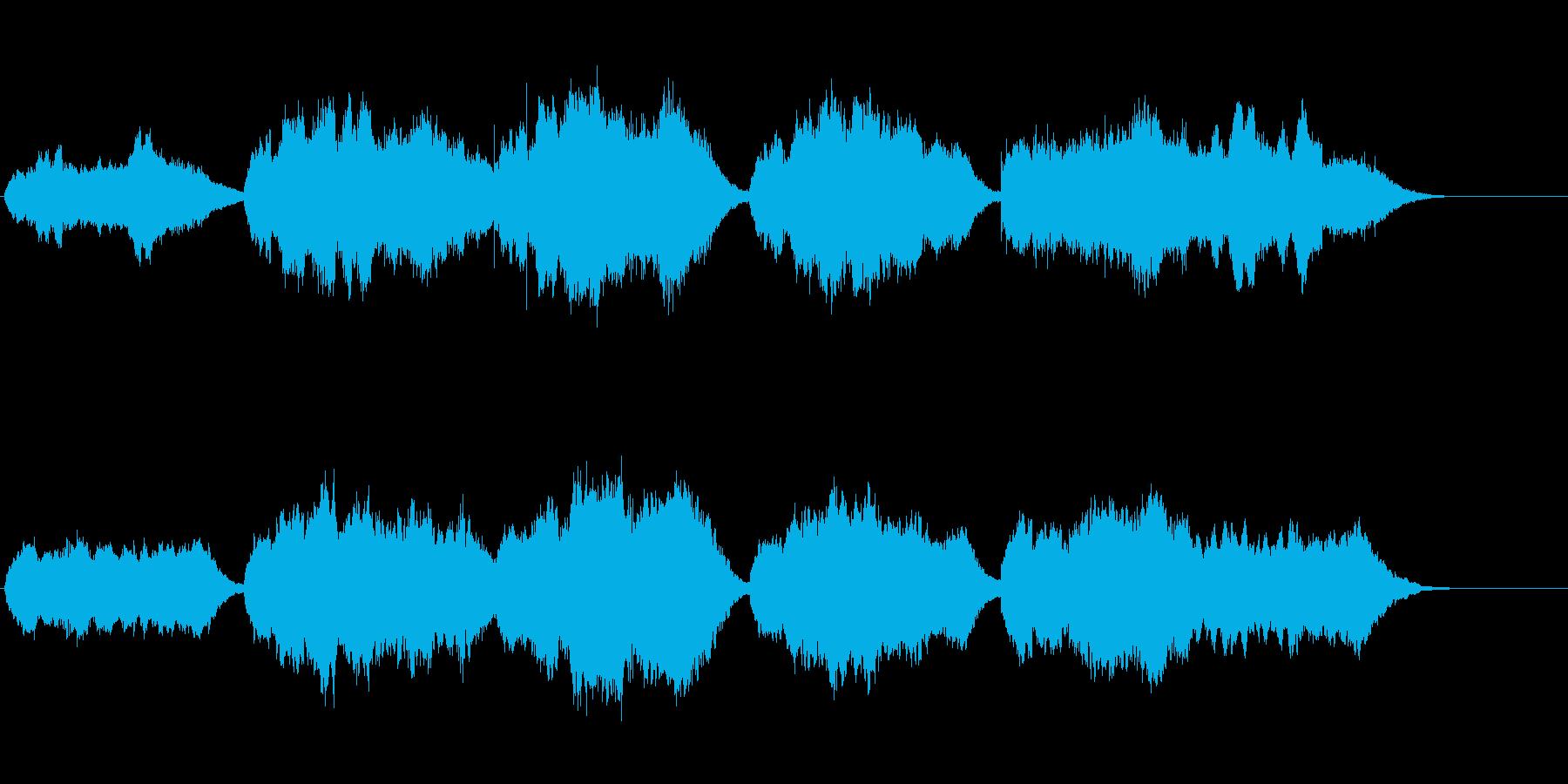 国歌「君が代」オーケストラ発表シリーズの再生済みの波形