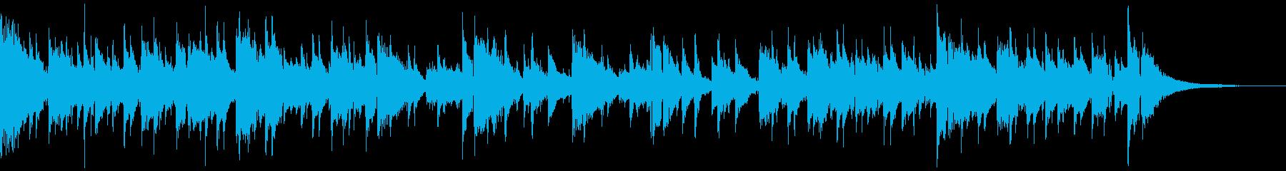 アコギ50/深い悲しみ、ソロ、音質変更の再生済みの波形