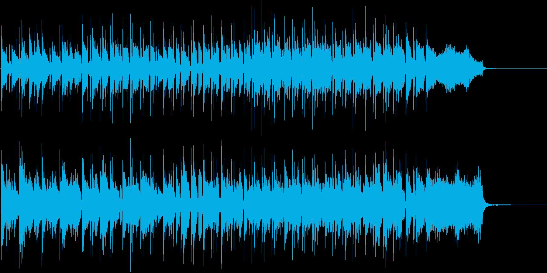 さくらさくらの再生済みの波形