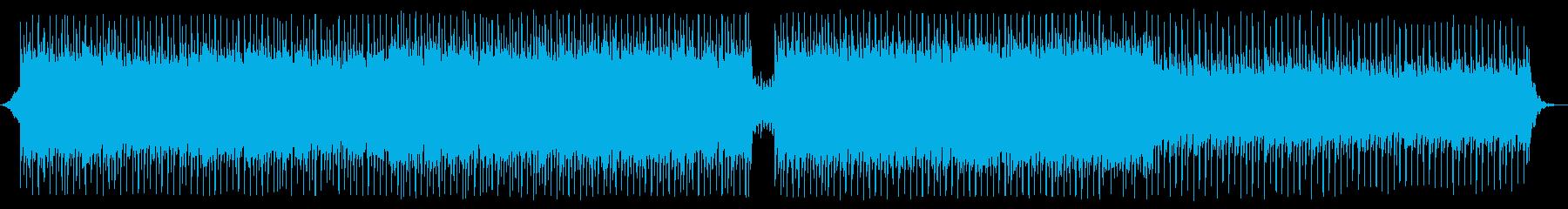 企業VP系002 爽やかなピアノとギターの再生済みの波形