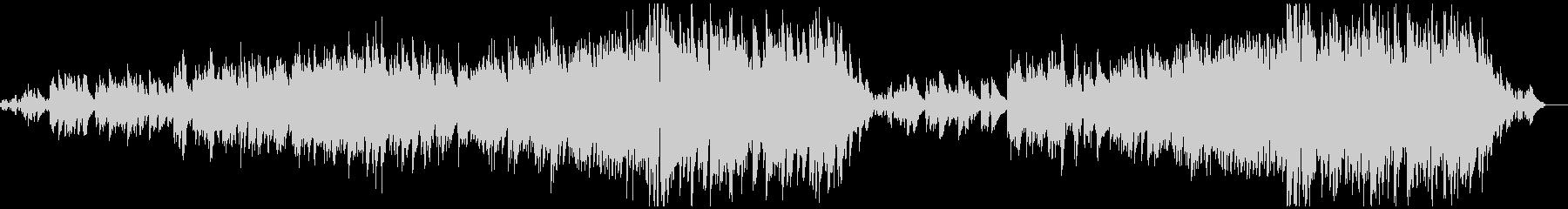 ピアノBGM デート ウェディング などの未再生の波形