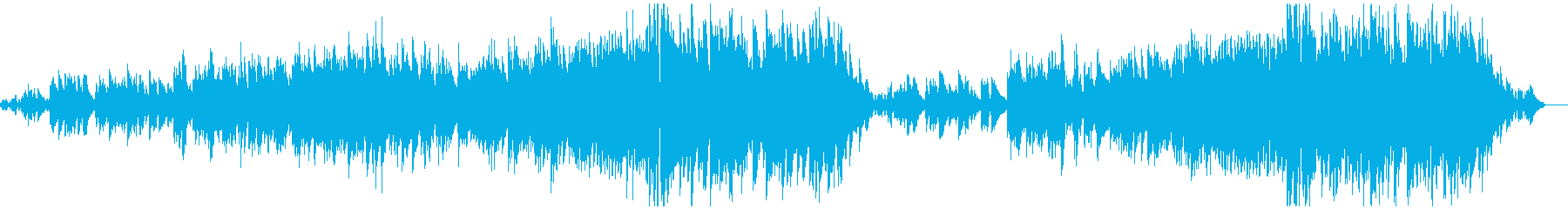 ピアノBGM デート ウェディング などの再生済みの波形
