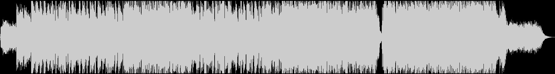 スペーシーなムードのポップ/ロック...の未再生の波形