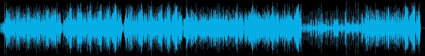 ファンキーな60年代のサウンド。ブ...の再生済みの波形