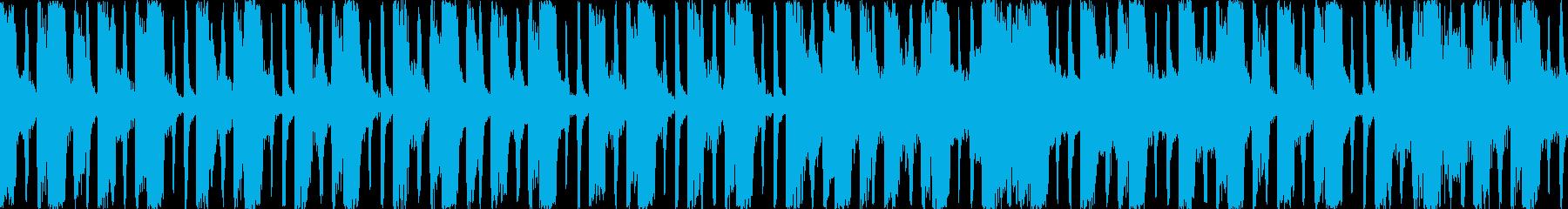 Soul 静か 楽しげ お洒落 ピアノの再生済みの波形