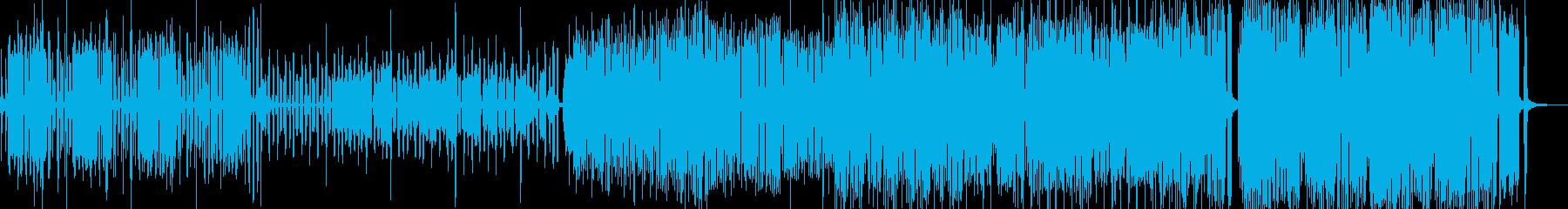 滑稽な三味線・おマヌケポップ Aの再生済みの波形