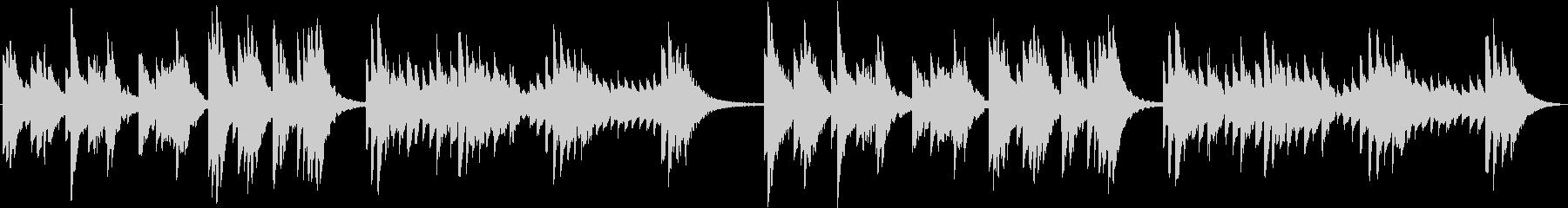 ミュージカルジュエリーボックス:ロ...の未再生の波形
