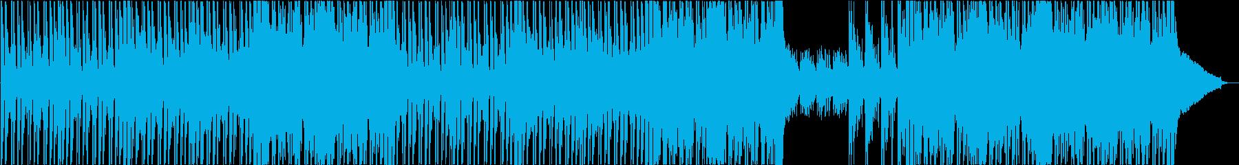 レトロ 心に強く訴える 感動 スポ...の再生済みの波形