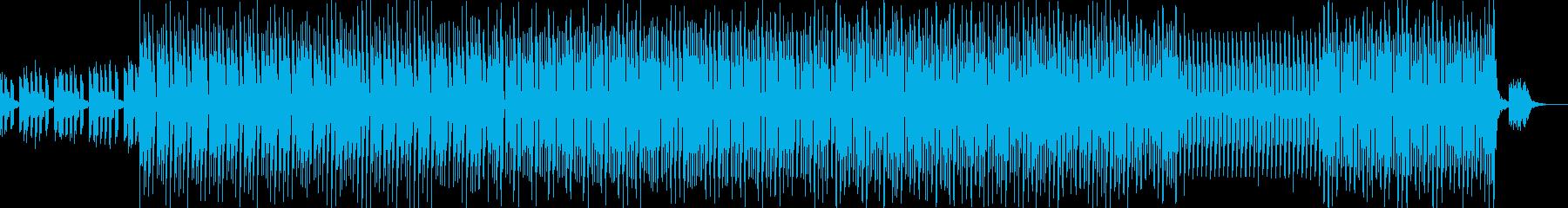 活気があり、エネルギッシュで、パー...の再生済みの波形