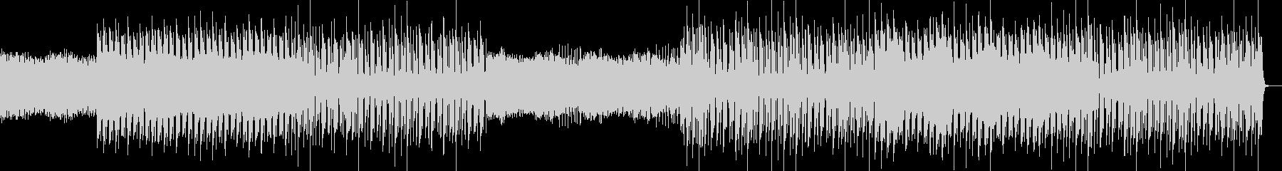 おしゃれ・クール・EDM・ハウス13の未再生の波形