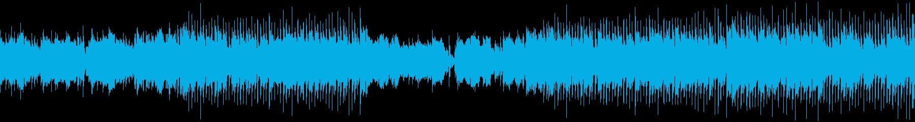 ドキュメンタリー・映像・優しい・ジプシーの再生済みの波形