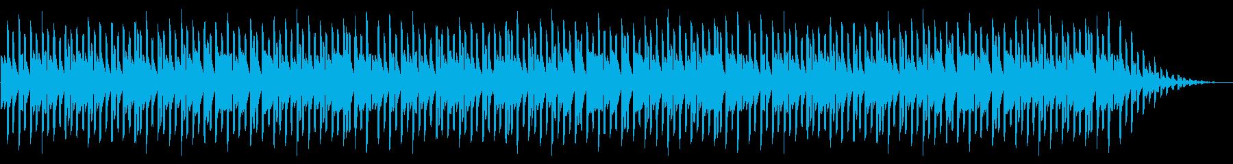 NES 汎用 A01-1(タイトル) の再生済みの波形