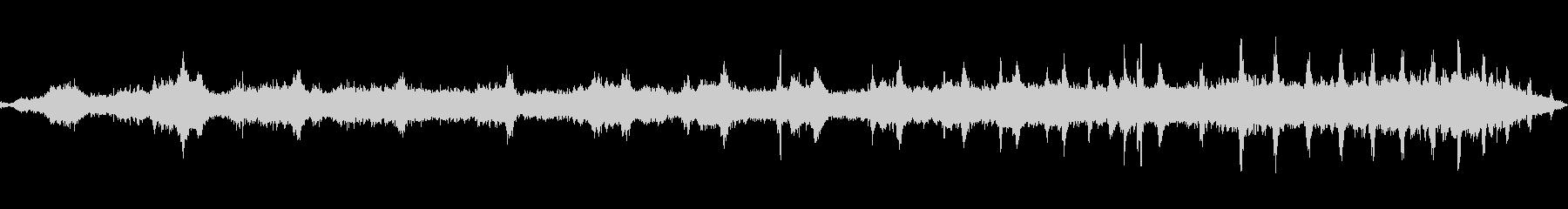 フレームドラムMtlスクレイプ2の未再生の波形