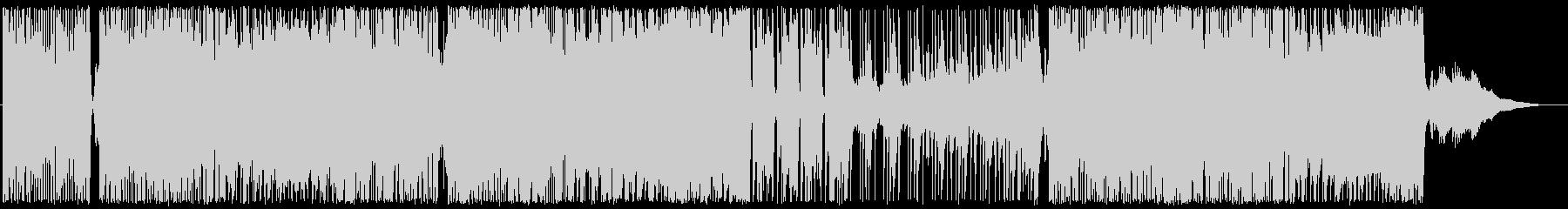 Occam's Razorの未再生の波形