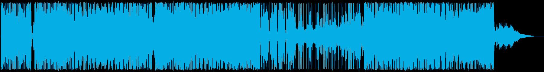Occam's Razorの再生済みの波形