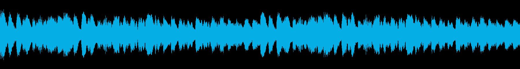 オーケストラ楽器魔法のファンタジー...の再生済みの波形