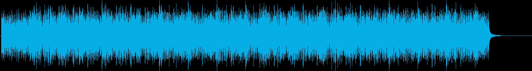 分析・科学的知見・メカニズム解説BGMの再生済みの波形