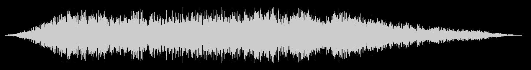 カジノベースゲームスピンBGM4パターンの未再生の波形
