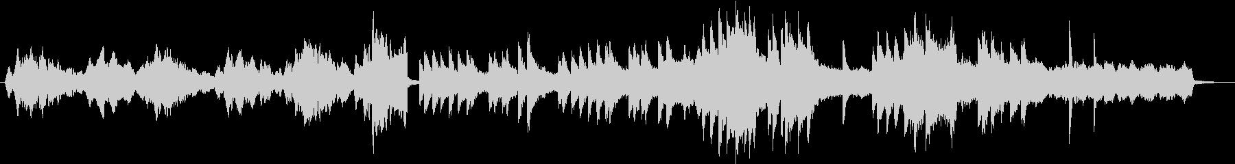 CM・ピアノとストリングス・幻想・切ないの未再生の波形