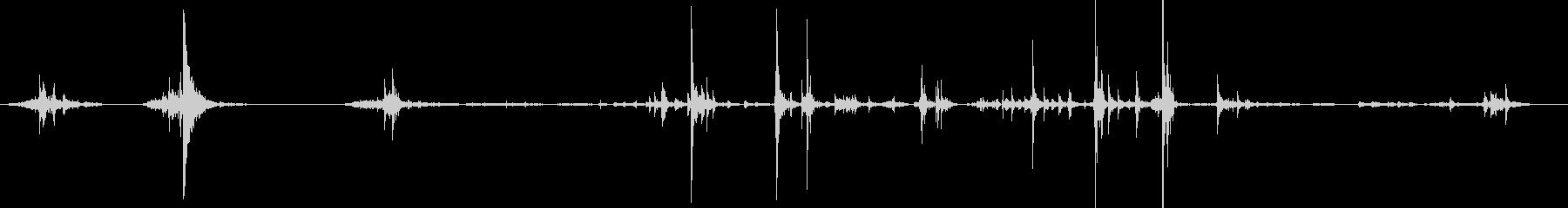 ドレッサードロワー2;ドレッサーの...の未再生の波形