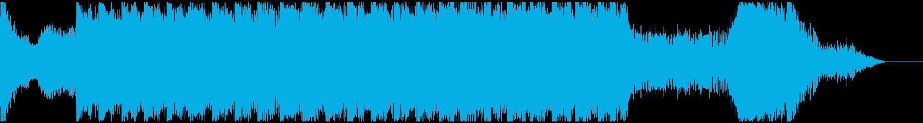 テクノ ハードコア 実験的な バト...の再生済みの波形