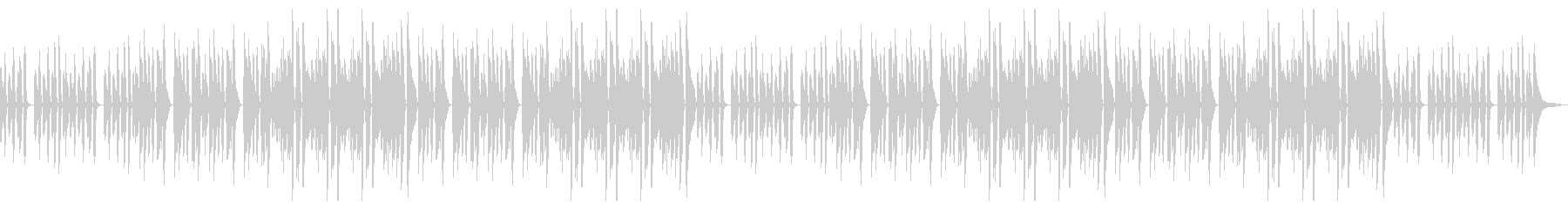 ピアノソロ・日常・トーク・会話・汎用の未再生の波形