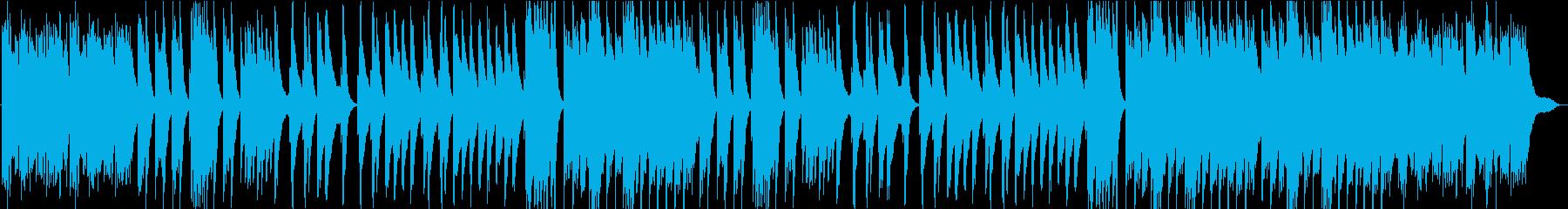 重厚感のあるクラシカルなピアノバラードの再生済みの波形